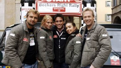 Wessanen Nederland | Beckers-Righi Rally