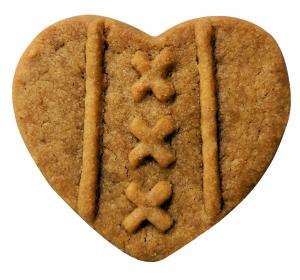 Eberhardje, het koekje van Amsterdam